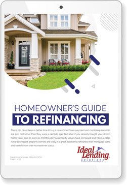 Homeowner's Guide to Refinancing cover