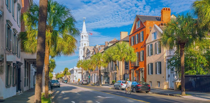 Downtown Charleston