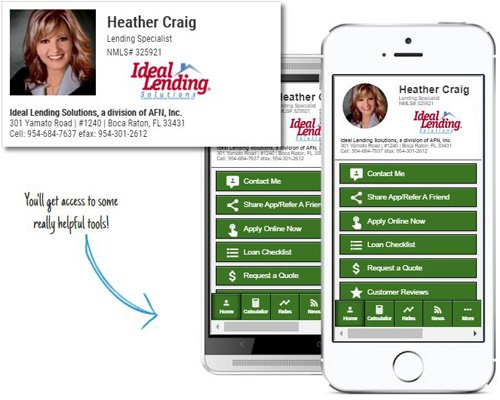 Heather Craig Mortgage Mapp